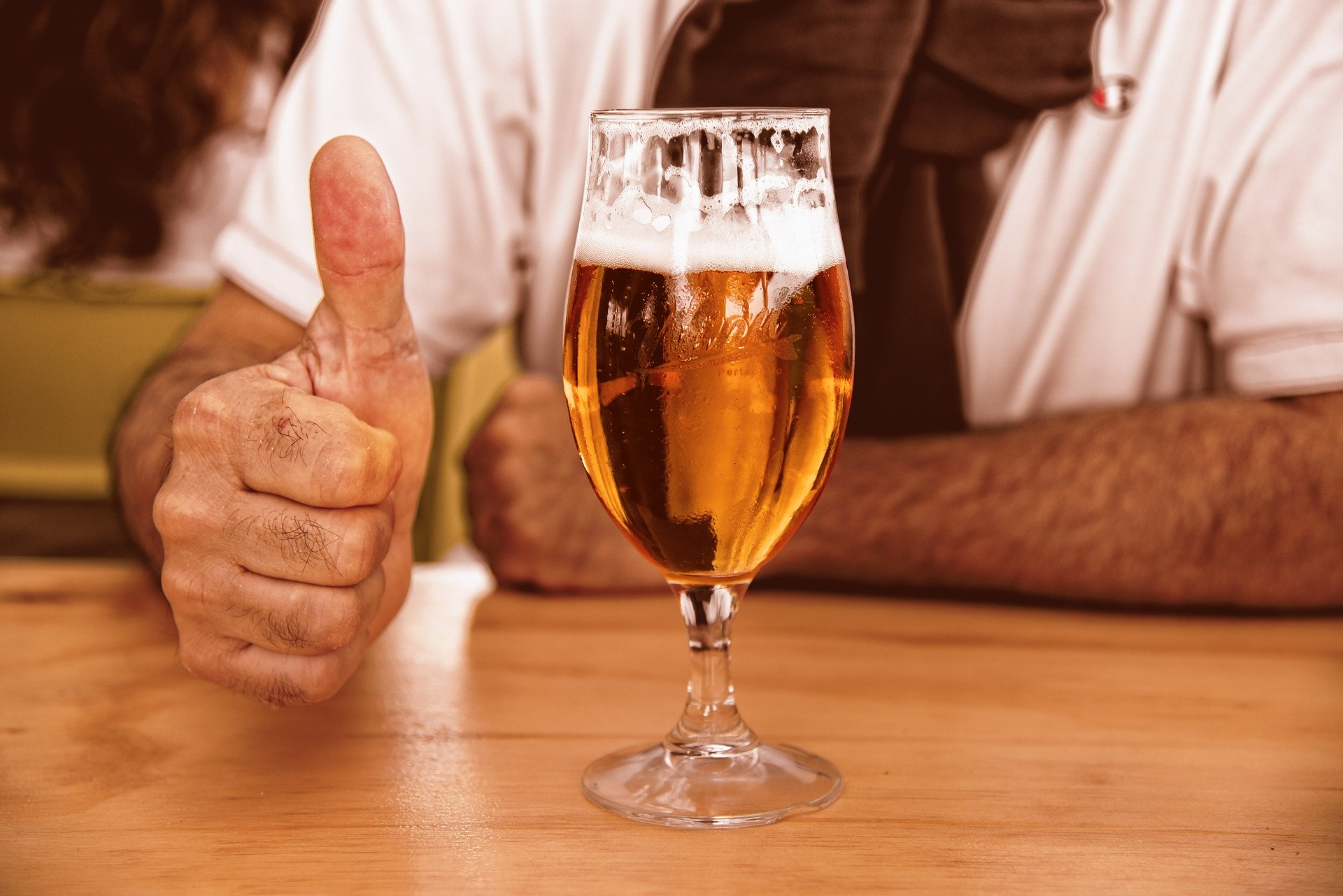 Alkohol ist erlaub!